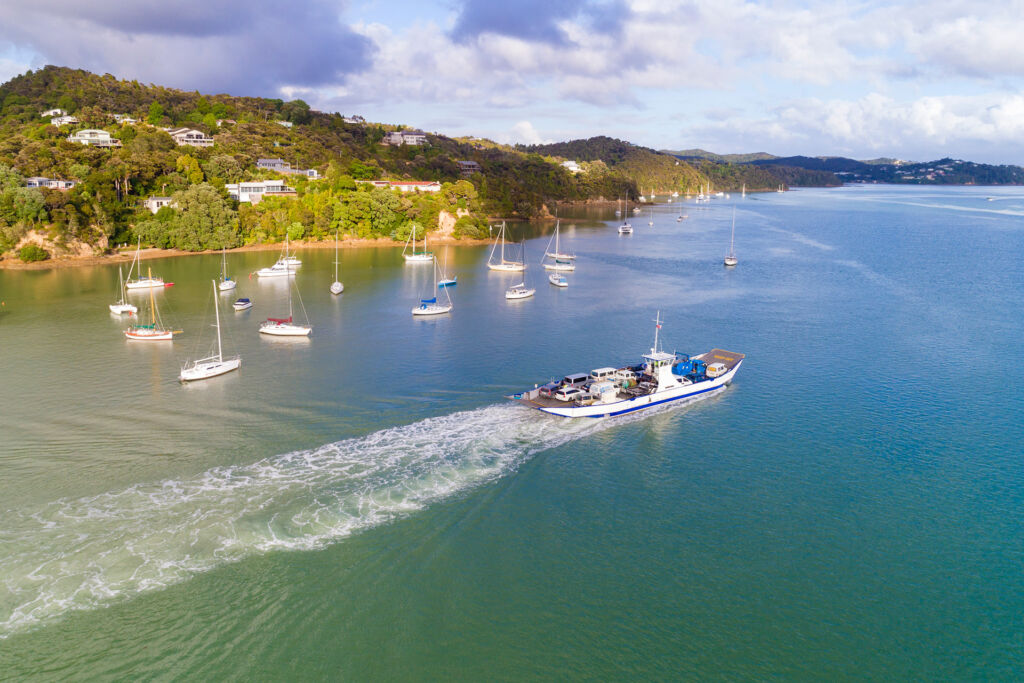 About Northland Ferries