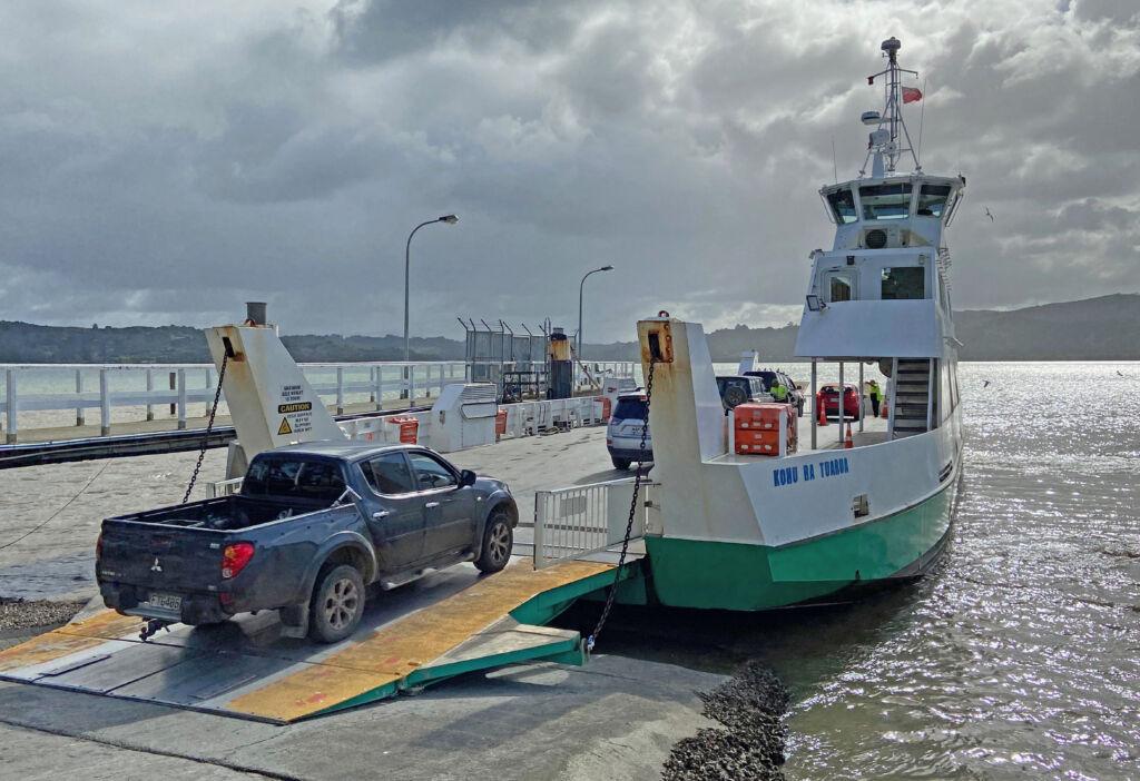 Rawene Ferry