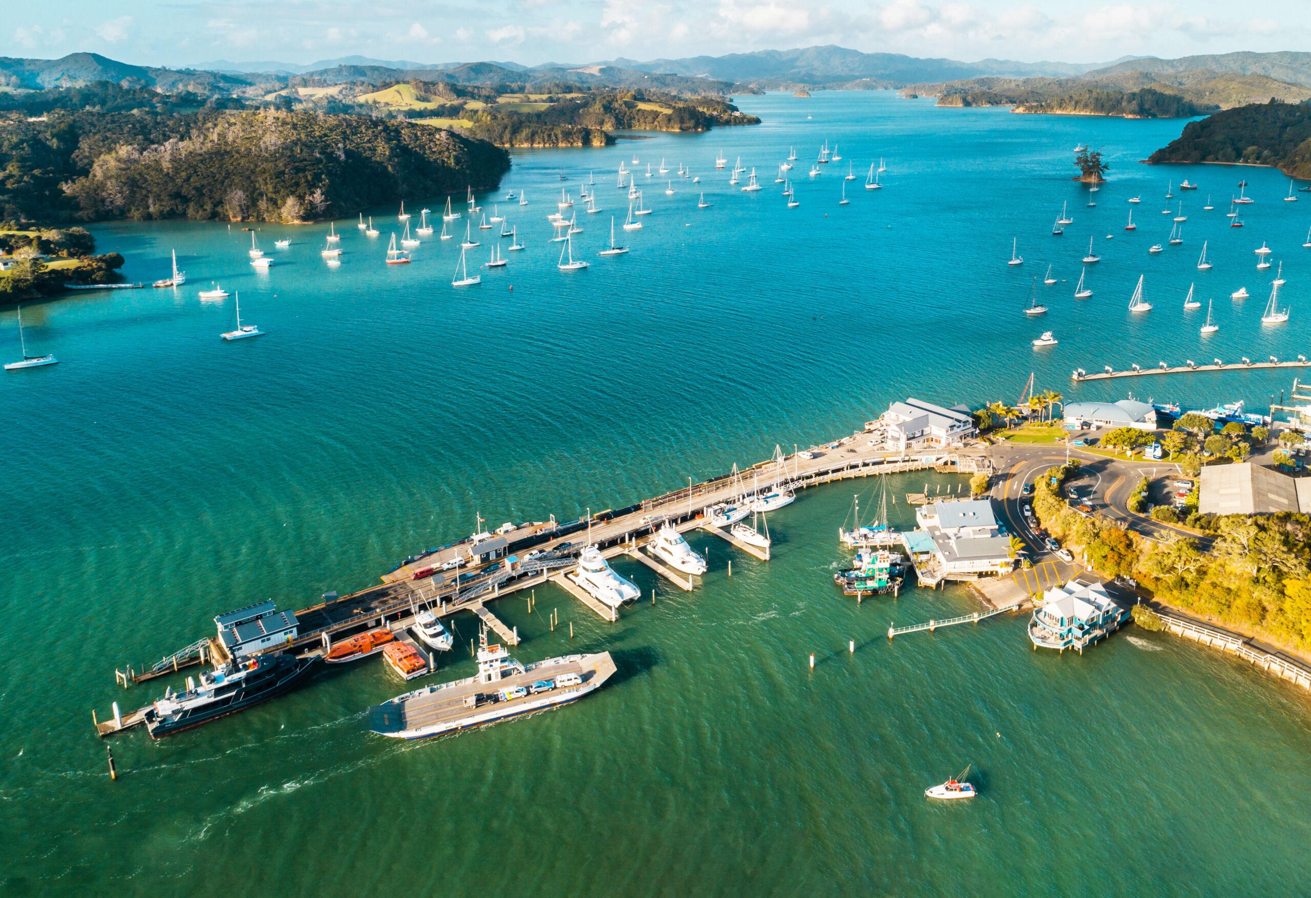 Bay of Island Ferry